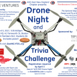 AHS Drone Night and Trivia Challenge