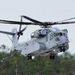 AHS ENE CH-53K Dinner