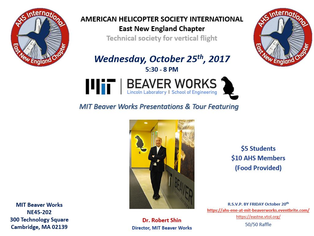 AHS Boston at MIT Beaver Works